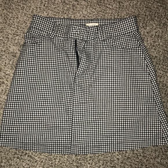 Brandy Melville Dresses & Skirts - Brandy Melville plaid mini skirt